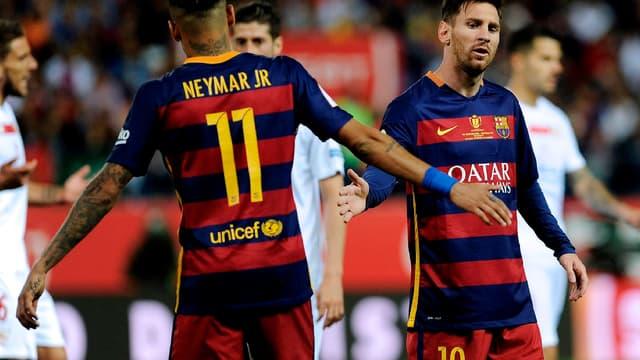Neymar - Lionel Messi
