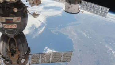 L'agence spatiale américaine (Nasa) a annoncé que l'équipage de l'ISS, composé de six personnes, avait détecté jeudi une fuite d'ammoniac