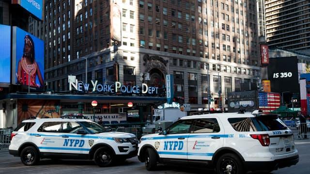 Les policiers new-yorkais pourront désormais porter barbes et turbans. (Photo d'illustration)