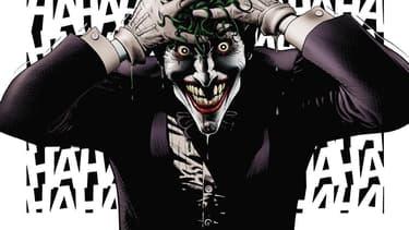 Le Joker dans Killing Joke de Brian Bolland et Alan Moore
