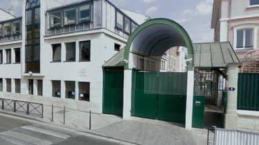 Le lycée Notre-Dame à Boulogne, où un chahut lancé chaque année a dégénéré vendredi.
