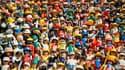 Inusables, indémodables, les Playmobil continuent de distraire des générations d'enfants. - Daniel Karmann - AFP