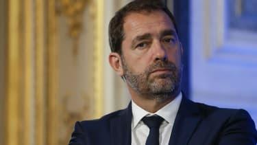 Christophe Castaner, le ministre de l'Intérieur.