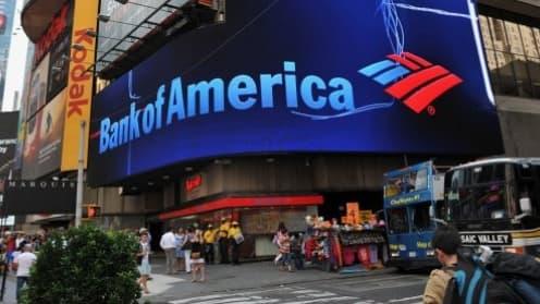 Bank of America a déjà payé 50 milliards de dollars d'amendes.