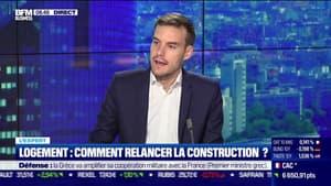 Nicolas Doze : Comment relancer la construction de logement ?  - 28/09