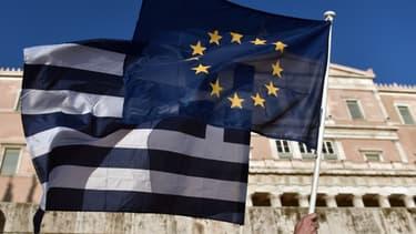 La Grèce pourrait voir sa dette allégée.