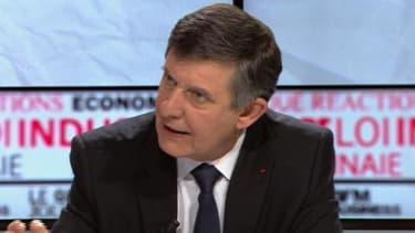 """Jean-Pierre Jouyet a assuré que soutenir Bouygues était """"un choix patrimonial""""."""