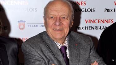 Claude Bolling en janvier 2011