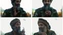 Dans un message vidéo, Oussama ben Laden menace une nouvelle fois la France.