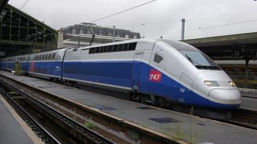 Les TGV de la SNCF pourraient être concurrencées dès 2019