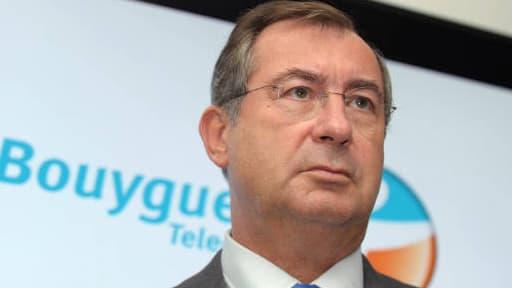 Martin Bouygues veut rendre à nouveau viable son opérateur mobile