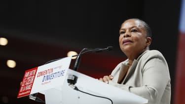 Christiane Taubira, le 5 février 2017.