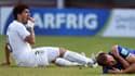 La morsure de Luis Suarez qui lui a coûté neuf matches de suspension en sélection