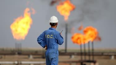 Le pétrole a touché un plus bas à 30,98$ ce matin, un plus de bas de 12 ans. Il perd 20% depuis le début de l'année.