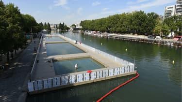 A partir du 17 juillet, il sera possible de se baigner dans le bassin de la Villette.