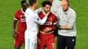 Salah réconforté par Ronaldo