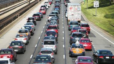 L'État de Californie estiment que les embouteillages pourraient produire de l'électricité. (image d'illustration)