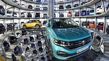 Volkswagen a tout de même fini l'année sur une hausse de 1,5%.