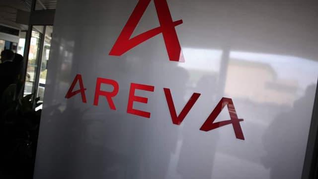 """Areva va céder """"au moins 450 millions d'euros"""" d'actifs."""