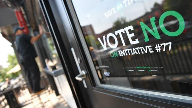 """Les électeurs sont appelés à voter ce mardi pour ou contre l""""Initiative 77"""""""