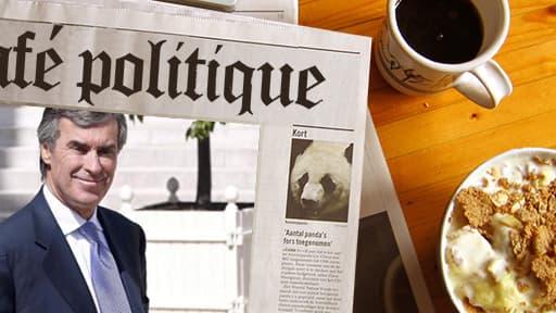 Le ministre du Budget démissionnaire Jérôme Cahuzac, qui a quitté ses fonctions le 20 mars 2013