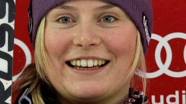 Tessa Worley repart pour une saison où elle espère bien finir 1ère de la Coupe du monde