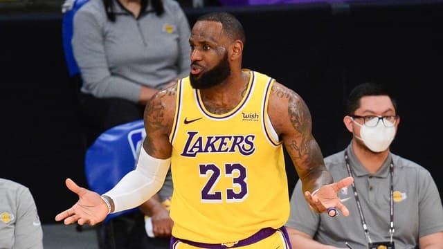 Lebron James - Los Angeles Lakers