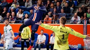Le PSG handball, champion de la Lidl Starligue