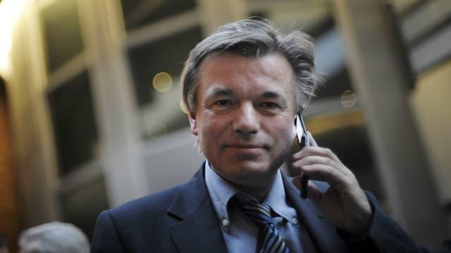 Le sénateur LR Alain Houpert appelle François Fillon à se retirer