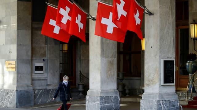 """La Suisse veut """"garantir l'attrait"""" pour son territoire en veillant à ce que les mesures """"soient acceptées au niveau international"""""""