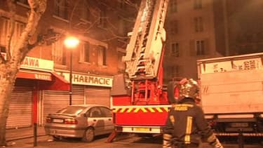 Trois personnes étaient mortes, fin mars, dans l'incendie d'un immeuble à Aubervilliers.