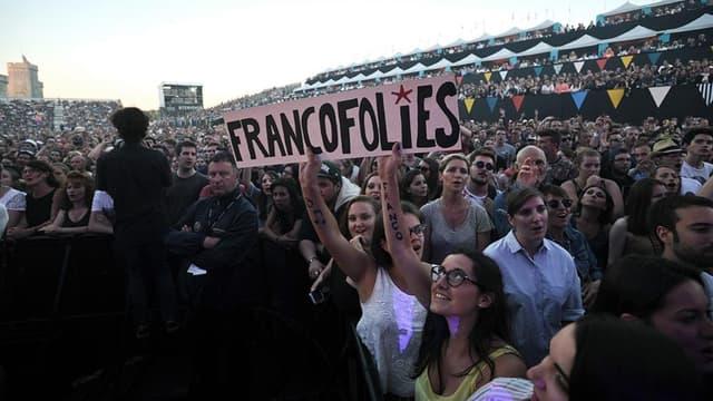 Les Francofolies de La Rochelle (édition 2016).