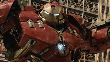 """""""Avengers: l'ère d'Ultron"""" bat des records au box-office nord-américain."""