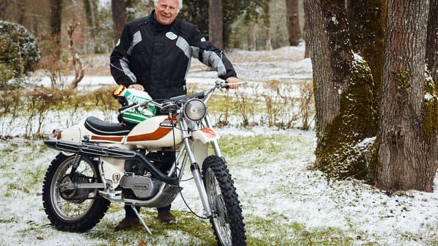 Pour Franck Allard, président et fondateur d'AMV, le casque et les gants ne suffisent pas pour bien protéger un motard. La dorsale doit être un réflexe