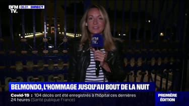 Invalides: il n'est plus possible de rendre hommage à Jean-Paul Belmondo