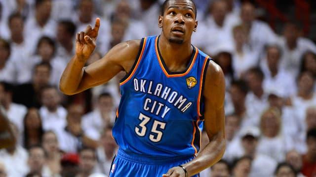 Kevin Durant auteur de 30 points face à Milwaukee
