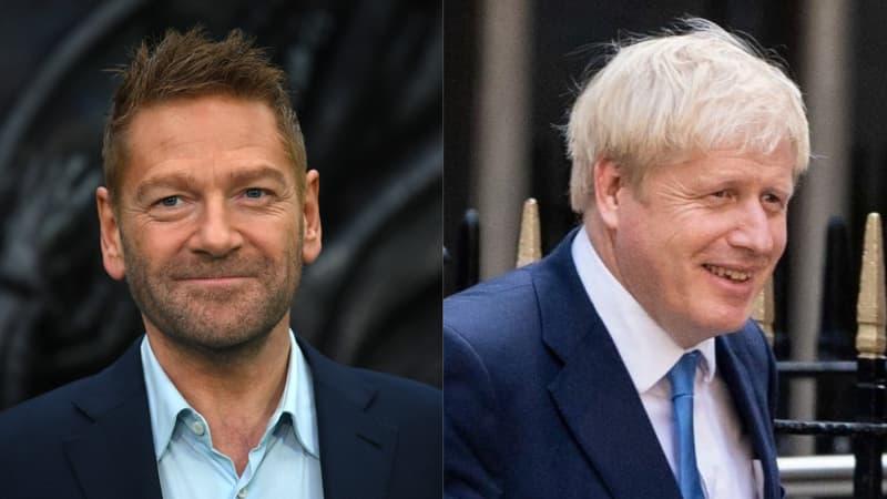 L'acteur Kenneth Branagh va interpréter Boris Johnson dans une série sur le coronavirus