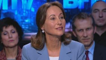 Ségolène Royal, invitée de BFM Politique