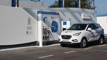 Air Liquide a déjà conçu et installé 100 stations hydrogène dans le monde, mais seulement 10 en France.