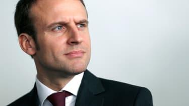 Emmanuel Macron juge vital l'implantation de la R&D de Lafarge à Lyon