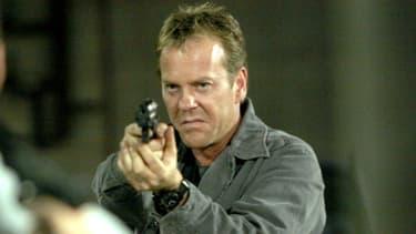 Kiefer Sutherland dans 24