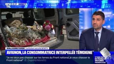Avignon: la consommatrice interpellée témoigne - 08/05