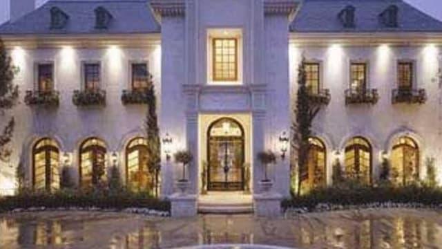 Le manoir de Holmby Hills, à Los Angeles