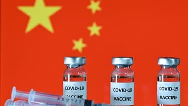 Vaccins expérimentaux en Chine.