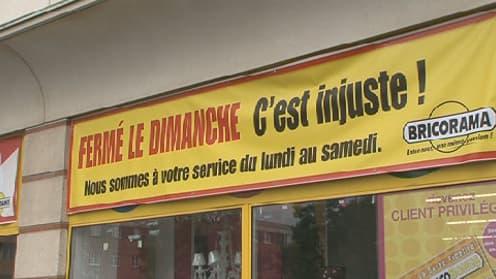 L'enseigne Bricorama de Montigny-le-Bretonneux va mettre la clé sous la porte.