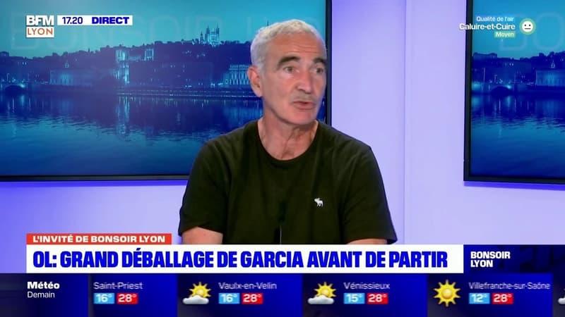 OL: Raymond Domenech regrette le départ de Bruno Génésio