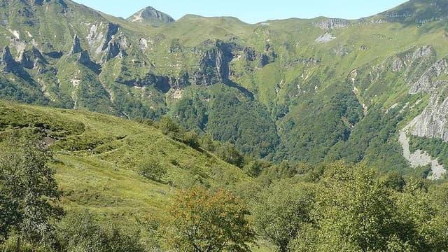 La vallée de Chaudefour, en Auvergne