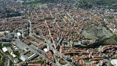 Le mètre carré à Saint-Etienne se négocie à 1.350 euros