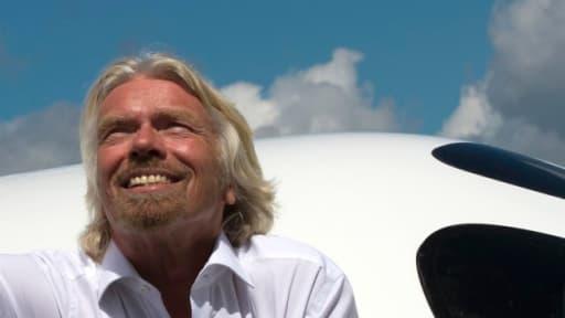 Le fondateur de Virgin, Richard Branson, officialise son installation dans les Îles Vierges britanniques, un paradis fiscal.