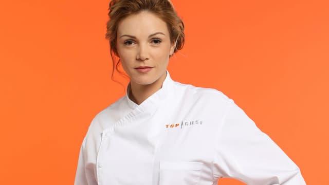 """Marion Lefebvre est candidate de la saison 8 de """"Top Chef"""""""